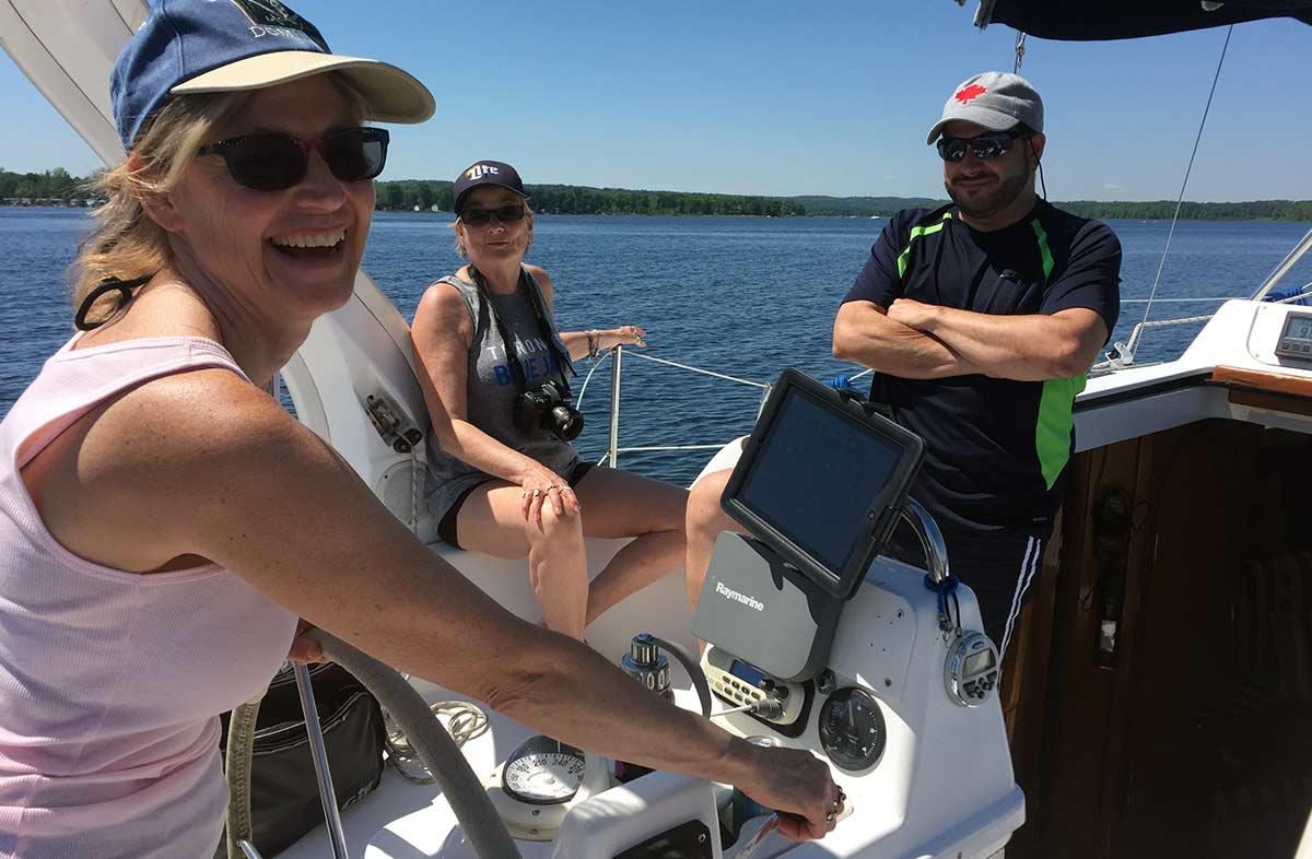Boat Handling Clinics | BoaterSkills.ca