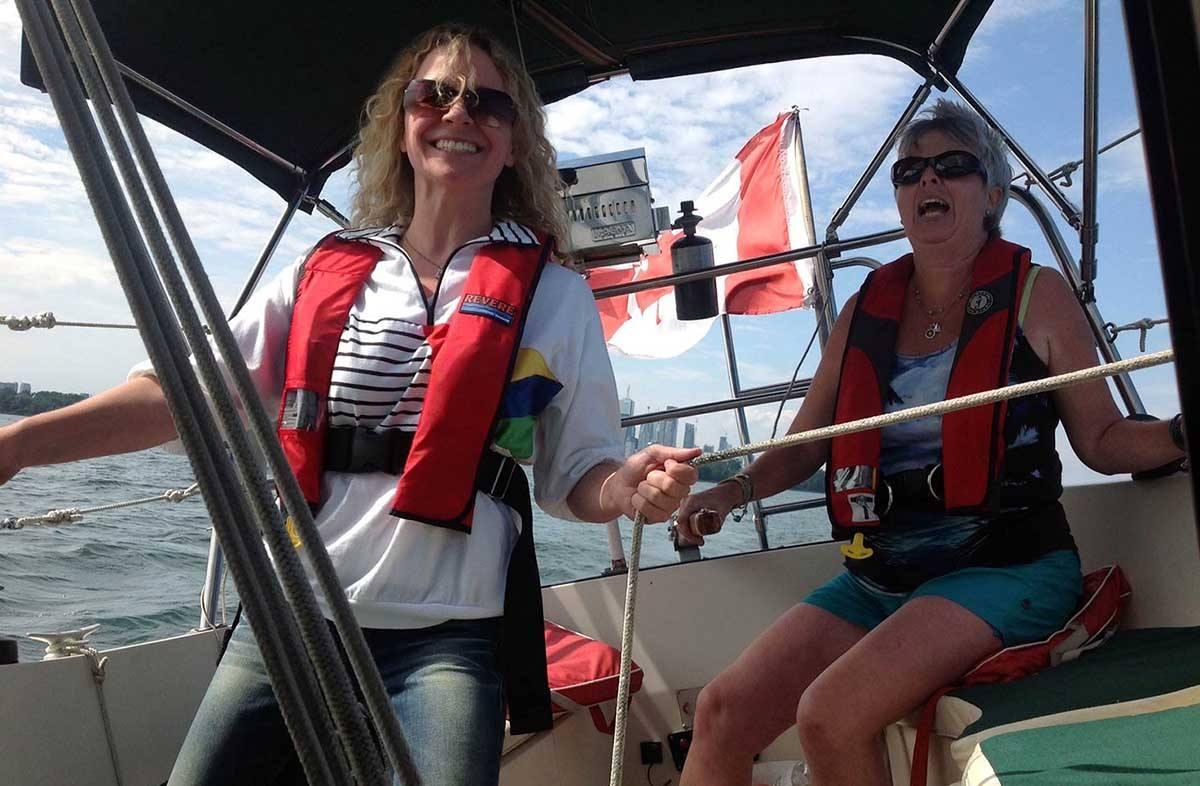 Sailing Tune-Up Clinics | BoaterSkills.ca