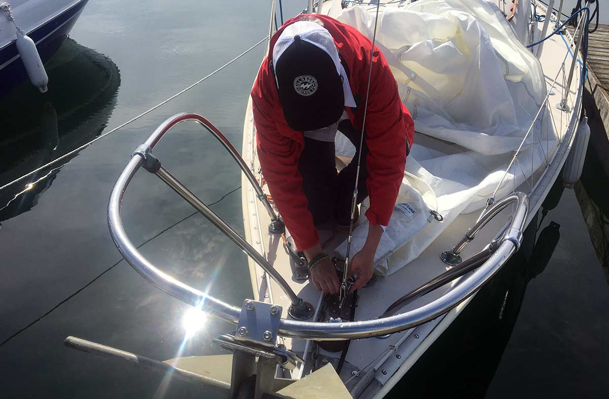 Sailing Tune Up Clinics | BoaterSkills.ca