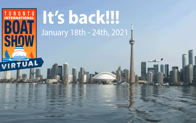 Virtual Toronto International Boat Show 2021